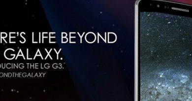 LG G3 Marketing in USA