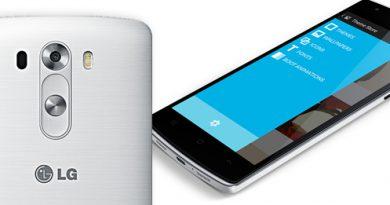 OnePlus One gegen LG G3