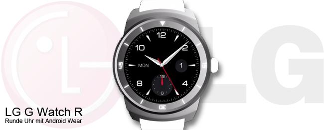 LG G Watch R Teaser