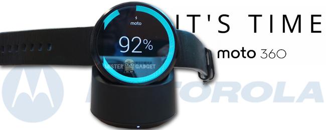 Moto 360 Ladestation