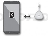 Motorola Skip: Entsperren per Bluetooth und NFC