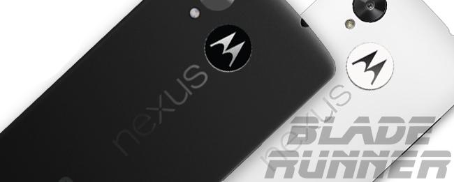 Motorola Nexus X Blade Runner
