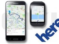Nokia Here MAPS kommt exklusiv für Samsung