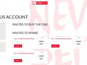 [Update] android tv verlost 3 OnePlus One Invites!
