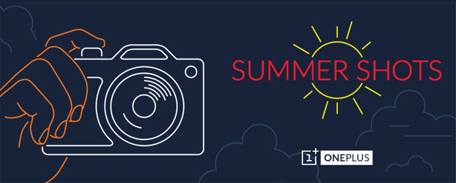 OnePlus One Summer Shot Contest