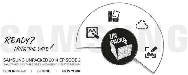 Samsung Unpacked Episode 2 mit Samsung Galaxy Note 4
