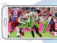 Sky Bundesliga-Kampagne: Vorfreude über Sky Go Android