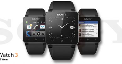 Sony SmartWatch 3 Teaser