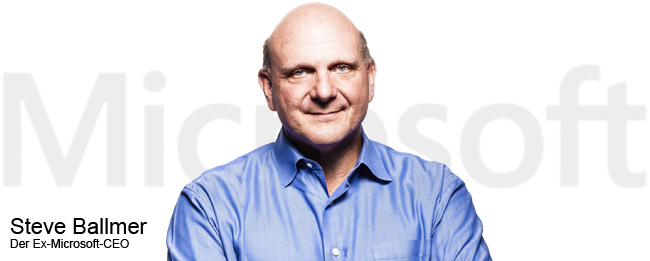 Steve Ballmer über Windows 10 Mobile