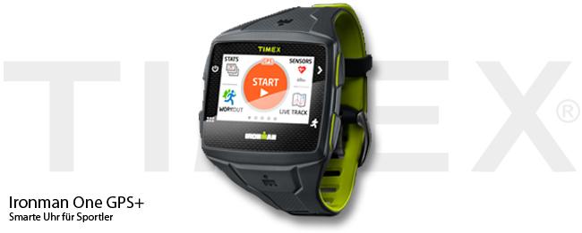 Timex Ironman One GPS+