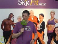 [Video] Interview mit Personaltrainer Max Hofmann - Samsung get fit Challenge