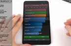[Video] Huawei MediaPad X1 7.0 AnTuTu Benchmarktest