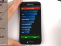[Video] Samsung Galaxy S5 mini AnTuTu Benchmarktest