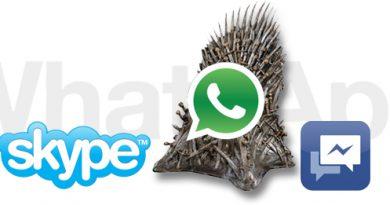 WhatsApp ist die weltweite Nummer Eins