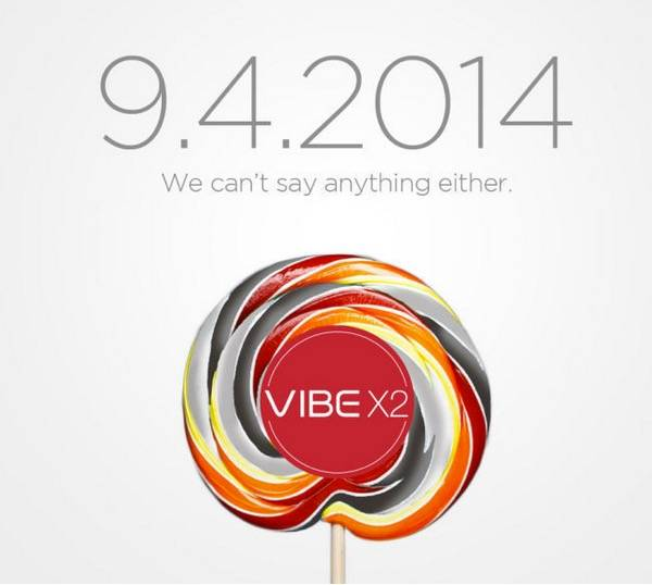 Lenovo Vibe X2 Teaser