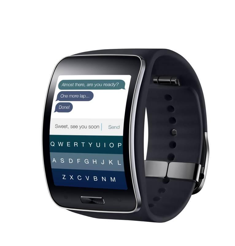 Fleksy Keyboard für Samsung Gear S