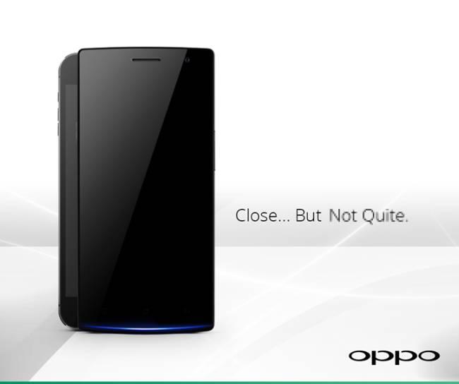 OPPO gegen das iPhone 6