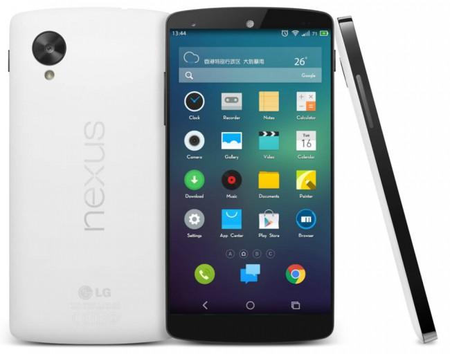 Flyme OS für das Nexus 5