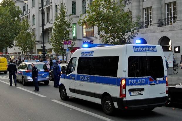 Überfall auf Berliner Apple Store