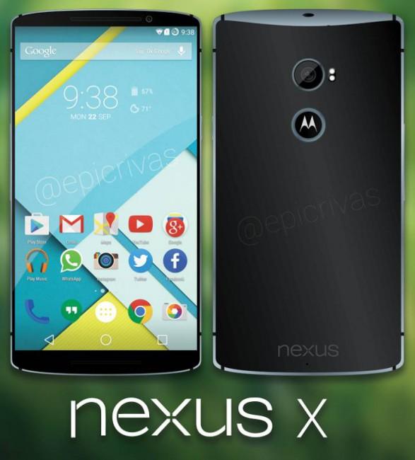 Nexus X Konzept