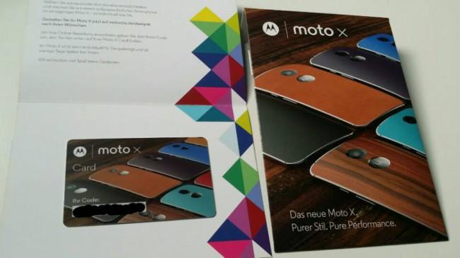 Moto Maker Coupon
