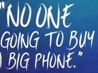 Apple iPhone 6 und die spöttische Konkurrenz