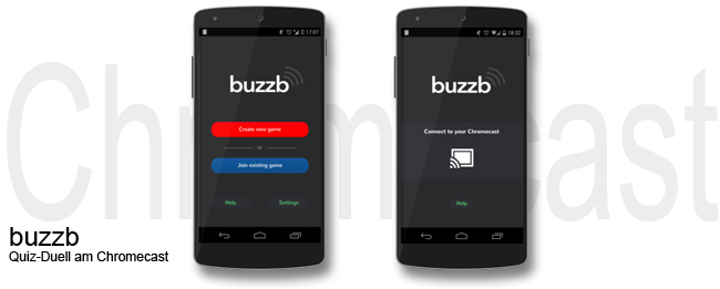 buzzb Chromecast-Quiz