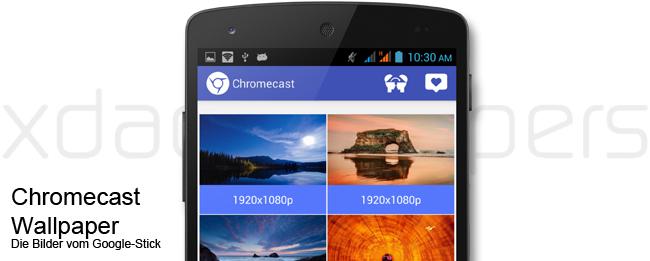 Chromecast Wallpaper