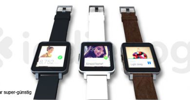 Com 1 Android Wear SmartWatch