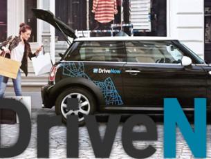 Auto per Smartphone öffnen? Bei DriveNow kein Problem!