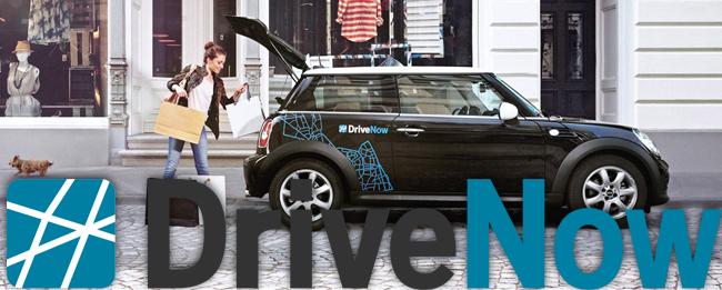 DriveNow Carsharing