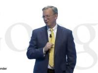 Eric Schmidt: Samsung war ein Jahr schneller