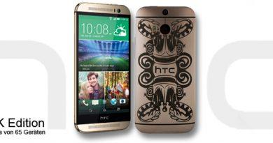 HTC One M8 PHUNK Edition Gewinnspiel