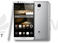 HUAWEI Ascend Mate 7 Monarch: Luxus-Edition mit 64 GB Speicher