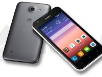 HUAWEI Ascend Y550: LTE im Budget-Bereich