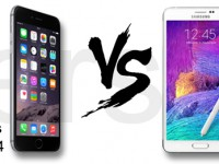 iPhone 6 Plus vs. Samsung Galaxy Note 4