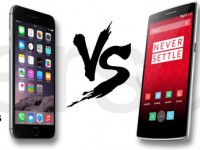 iPhone 6 Plus vs. OnePlus One
