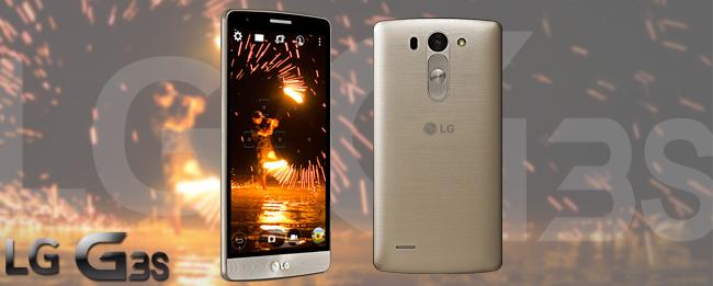 LG G3 S (Beat)