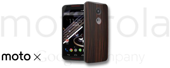 Android 5.0 Lollipop für das Motorola Moto X 2nd Generation