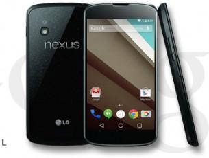Google testet Android L für das Nexus 4
