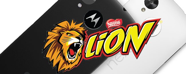 Nexus 5 (2014) mit Android 5.0 Lion