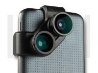 olloclip: 4-in-1 Linse für das Samsung Galaxy S5