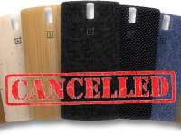 OnePlus One: StyleSwap Cover Produktion eingestellt