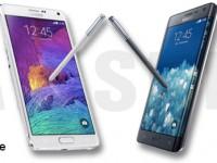 Samsung Galaxy Note 4 und Galaxy Note Edge vorgestellt