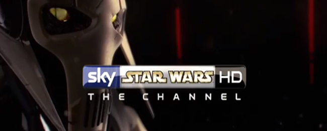 Sky Star Wars HD Channel
