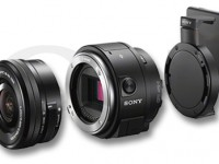 Sony QX1: Leak zur Ansteck-Kamera mit Wechselobjektiven