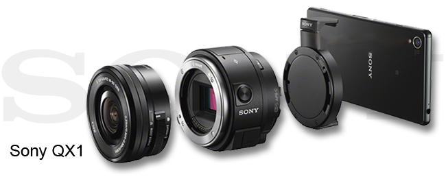 Sony QX1 Leak