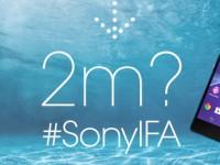 Sony: Werden Smartphones bis 2 Meter Wasserdicht?