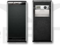 Vertu Aster: Luxus-Smartphone mit viel Technik