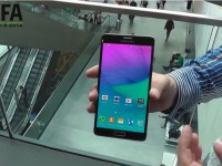 [Video] Samsung Galaxy Note 4 - First IFA 2014 Hands On